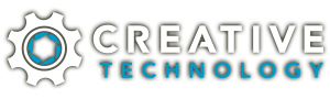 Creative Technology Logo white